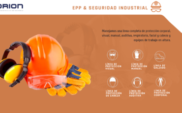 EPP & Seguridad Industrial