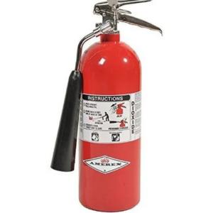 Amerex 322, Extintor De Incendios Clase B C De Dioxido De C